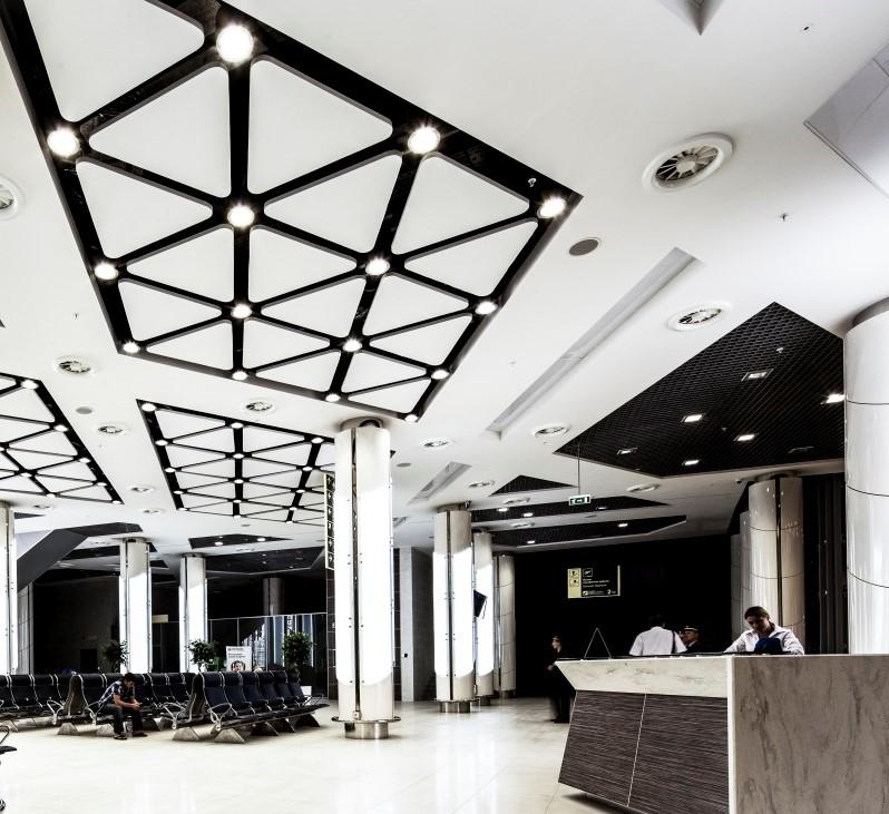 Ecophon Acoustic Ceiling