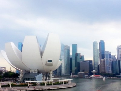 Arts Science Museum and Theatre @ Marina Bay Sands Integrated Resort>