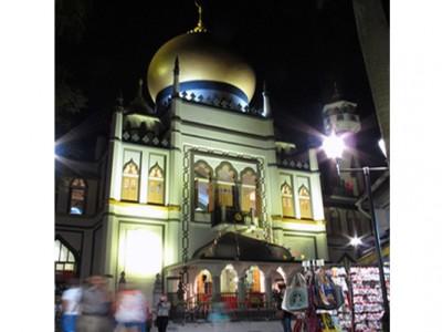 Sultan Mosque>