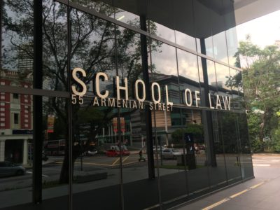 Singapore Management University (SMU) - School of Law